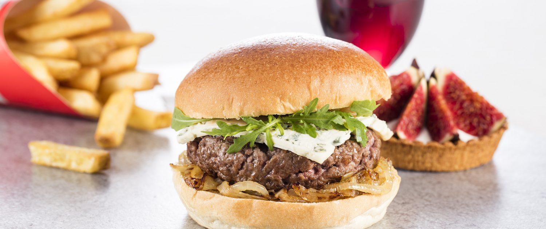 Les Césars Burger de l'Ouest Express